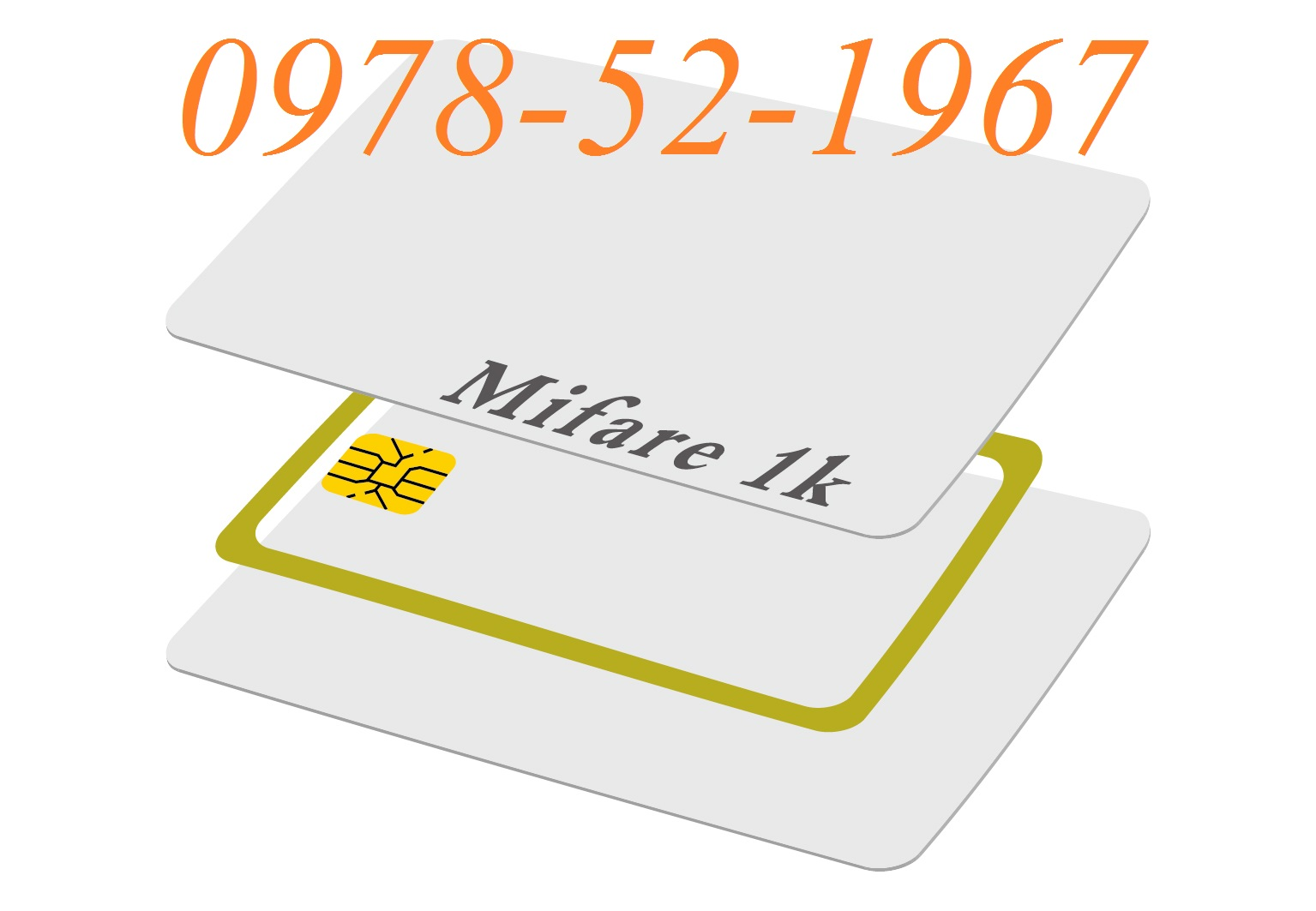 The Mifare 13.56 Mhz